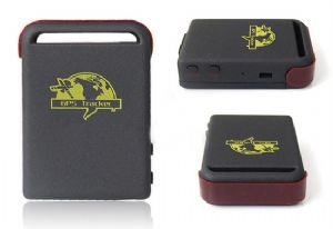 GPS Tracker, quad-bike security